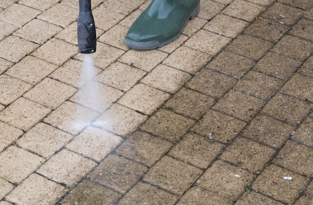 irving patio cleaning