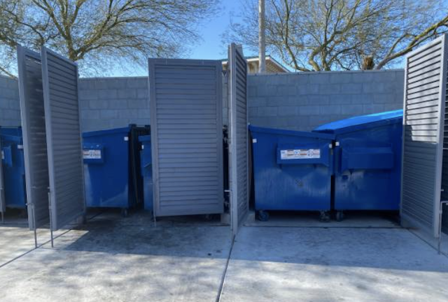 dumpster cleaning in irving