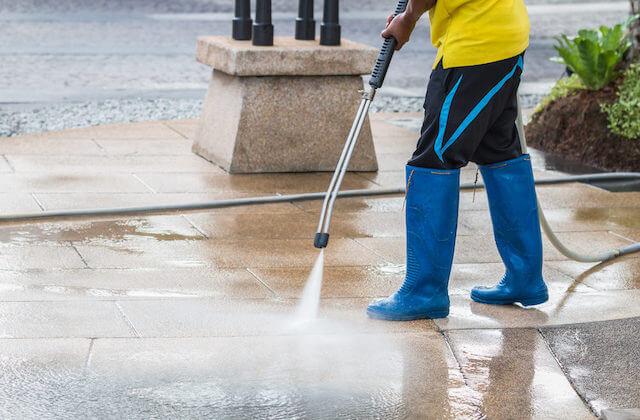 commercial cleaning irving